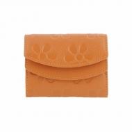 Carteira de couro da carteira