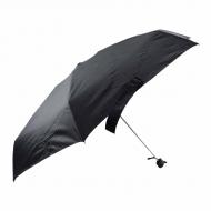 Guarda-chuva cavalheiro preto avião e manual