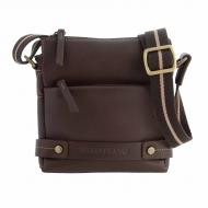 Bolsa de couro pequena por Titto Bluni
