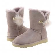 1017502 Irina botas de couro UGG
