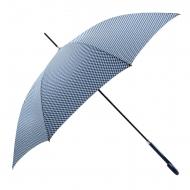 Verificação automática de guarda-chuva longa senhora